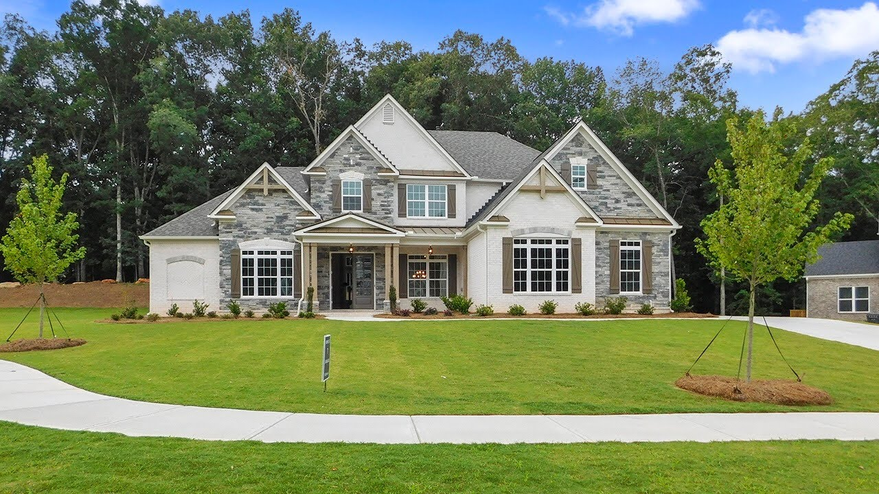 AVAILABLE FOR IMMEDIATE SALE - A TOLL BROTHERS NEW 4 BDRM, 3.5 BATH HOME N. OF ATLANTA