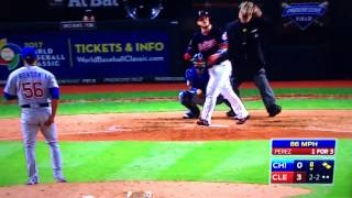 Roberto Perez 2nd Home Run World Series