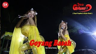 DUO GOBAS ( Cupi Cupita & Prita Oziel ) Menggoyang Masyarakat - Maluku Utara