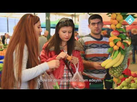 Learn Turkish & Culture Video 3: Turkish Street Market