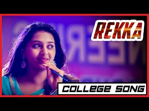 Rekka - Tamil Movie - Movie Scene | Vijay...