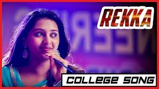 Rekka - Tamil Movie - Movie Scene | Vijay Sethupathi | Lakshmi Menon | D Imman