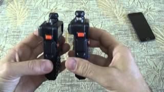 Baofeng UV-5R как отличить оригинал от подделки.(Baofeng UV-5R видео о том как отличить оригинал от не оригинала. Среди тех радиостанций которые попадались мне,..., 2015-10-18T13:25:27.000Z)