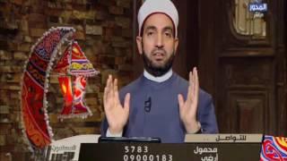بالفيديو.. عبد الجليل يوضح حكم «فوائد شهادات قناة السويس»