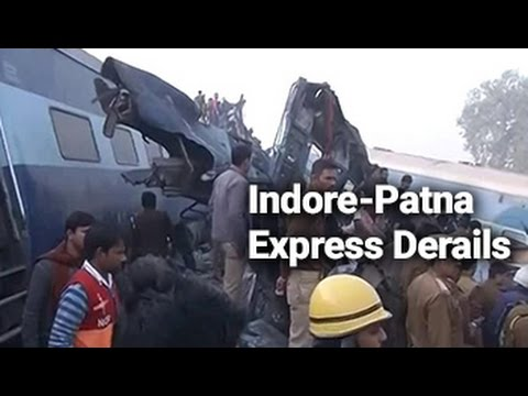 63 Dead, Over 100 Injured After Indore-Patna Express Derails Near Kanpur