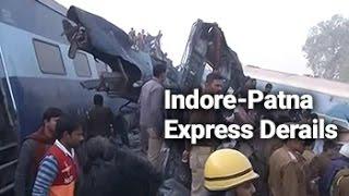 63 Dead, Over 100 Injured After Indore-Patna Express Derails Near Kanpur