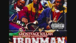 Ghostface Killah feat. Raekwon & Cappadonna & The Force M.D.s - Daytona 500