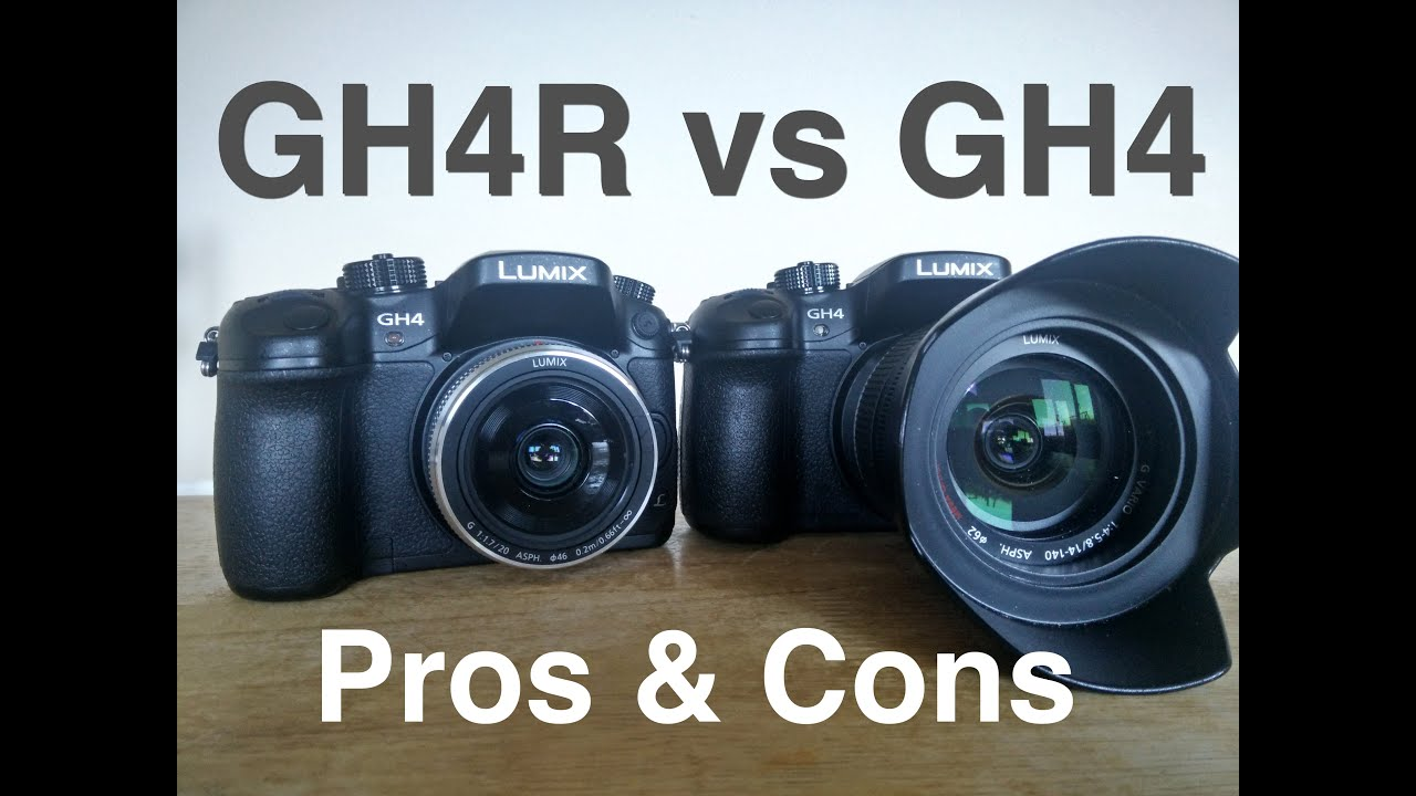 GH4R vs GH4 Review - Pros & Cons - YouTube