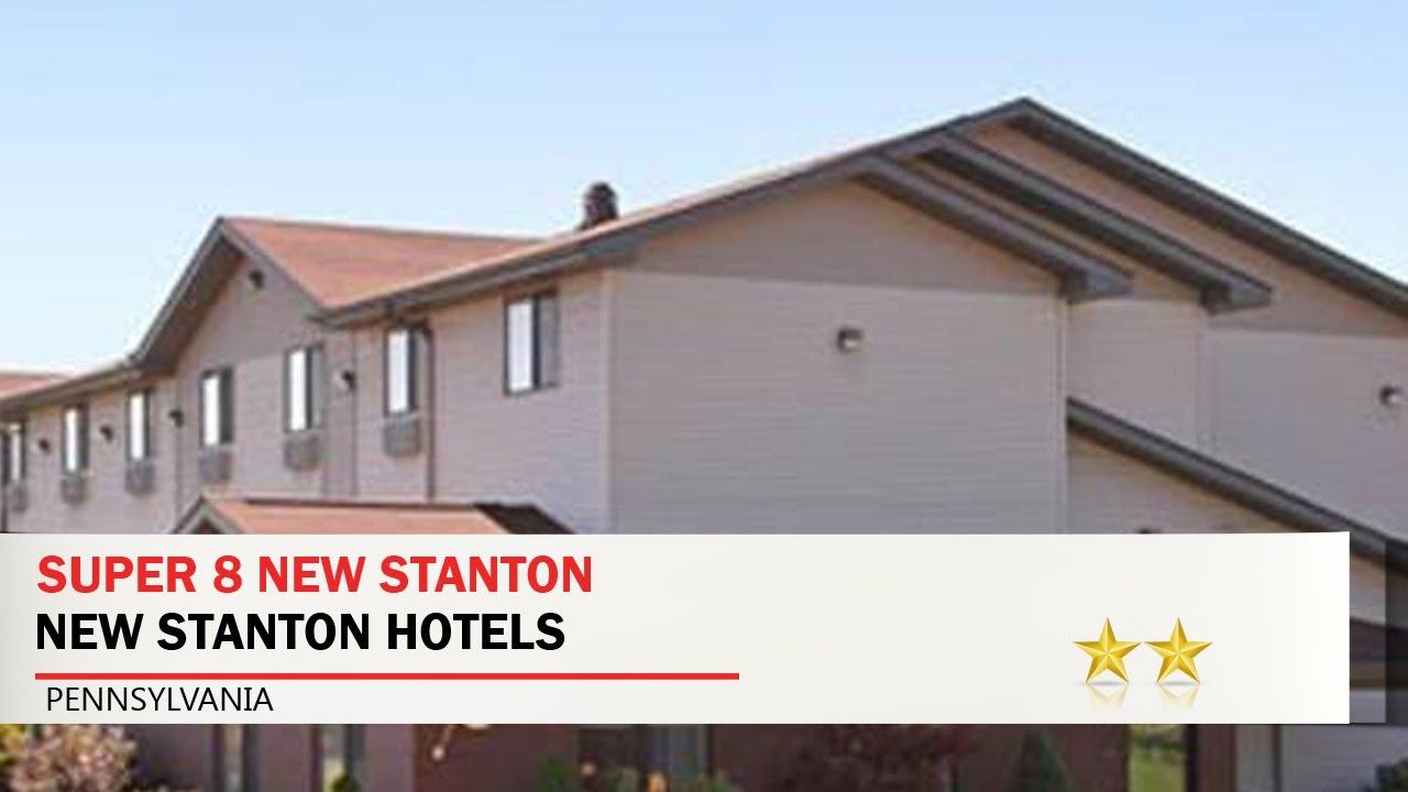 Super 8 New Stanton Hotels Pennsylvania