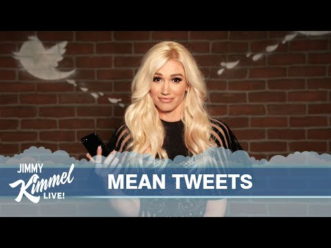 Letty B - Halsey,Gwen Stefani, Tyga And Chainsmokers Read Mean Tweets (VIDEO)