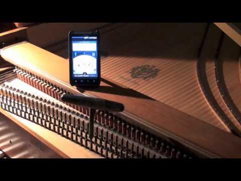 Sperrhake Passau Harpsichord demo