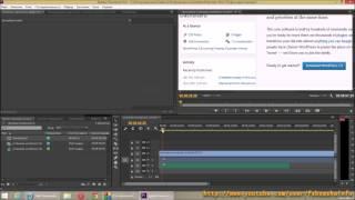 Как наложить фоновую музыку в Adobe Premiere Pro CC(фоновая музыка, наложить музыку на видео., 2014-01-23T08:59:18.000Z)