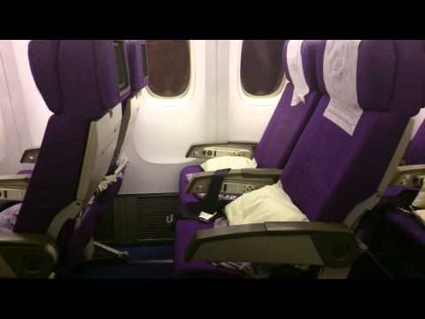 Malaysia Airlines Economy Class 777-200 ER