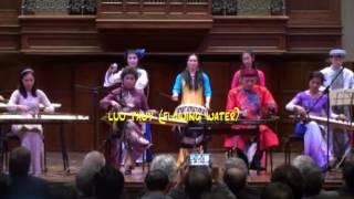 LƯU THỦY, KIM TIỀN, XUÂN PHONG, LONG HỔ - Đại Hội Âm Nhạc Viêt Nam Toàn Úc Châu 2016