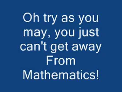 Math Song - YouTube