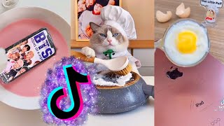 That little Puff funny cooking fails    Puff Ruin It   That Little Puff Vlog 2 #trending #tiktok