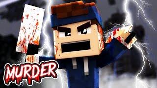 BABY WIRD ZUM KILLER!! | Minecraft Murder