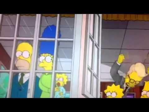Judas Priest on the Simpsons