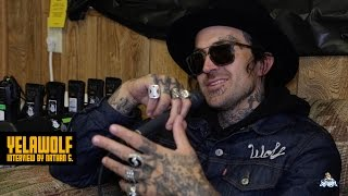 "Yelawolf on Making ""Best Friend"" With Eminem & Thoughts on Religion 