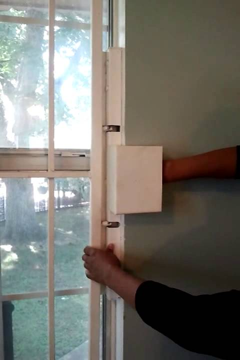 Security Burglar Bars Keyless Fire Exit How To Youtube