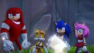 Sonic Boom: Rise of Lyric Full 100% Playthrough Part 2 of 3