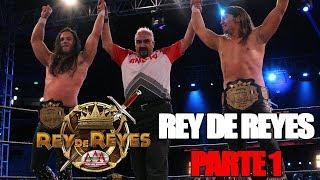 LuchaLibreAAA #Deportes #Lucha REY DE REYES PARTE 1 Evento Magno de...