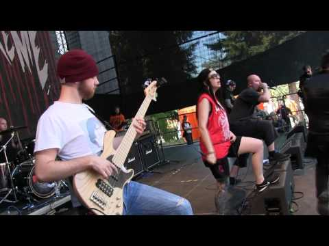 LOWER THAN ZERO Live At OBSCENE EXTREME 2015 HD