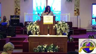 It's Time to Die - Pastor Denesha Crockett, Rejuvenate Church