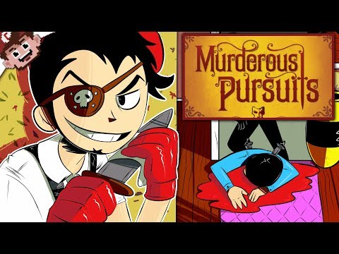 A MURDER SPY PARTY?! | The Ship Meets Assassins Creed (Murderous Pursuits) |