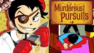 A MURDER SPY PARTY?! | The Ship Meets Assassins Creed (Murderous Pursuits)