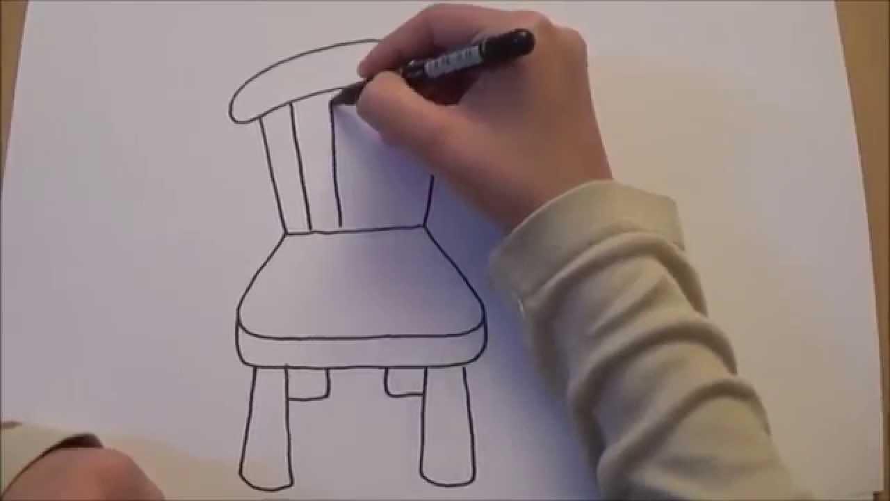 Cartoon Chair - YouTube