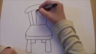Cartoon  Chair