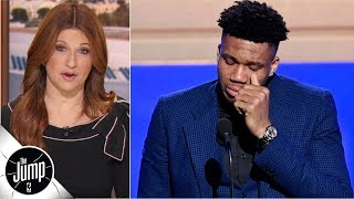 The NBA awards had some great moments -- now it's time to cancel them | The Jump
