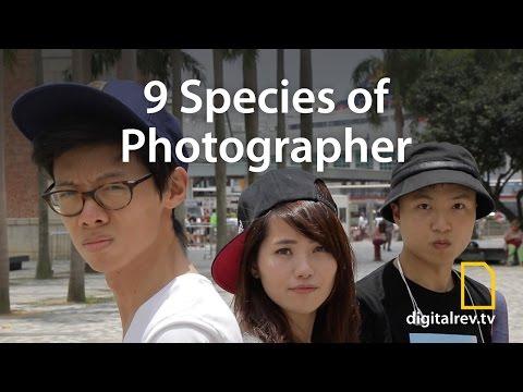 9 Species of Amateur Photographer