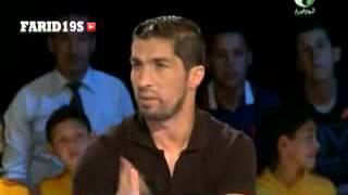 حصة الجزائرية Foot     فاروق بلقايد   يشكر كريم أويحي و عبد الحكيم سرار على المباشر