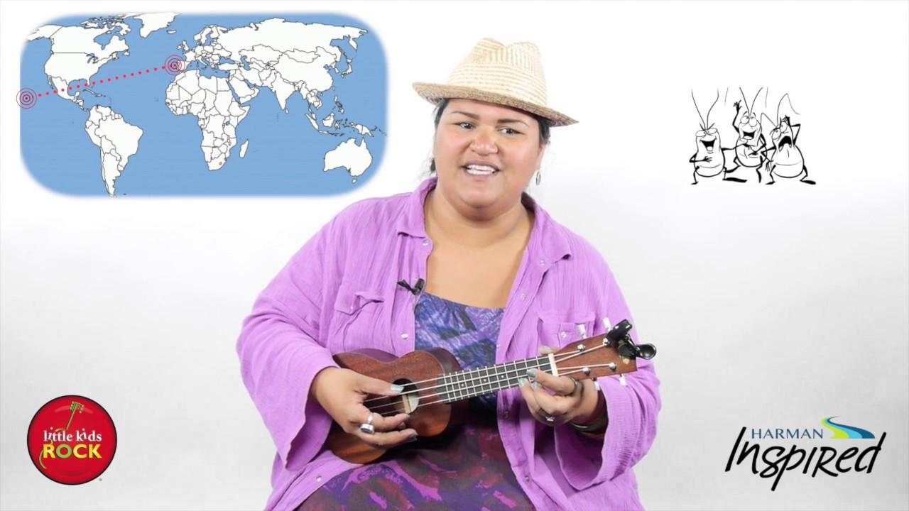 Ukulele - Music Rocks Your World