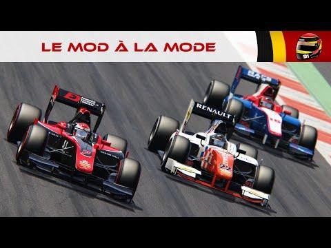 Le Mod à la mode #57 : RSS Formula 2 (Assetto Corsa) [4K]