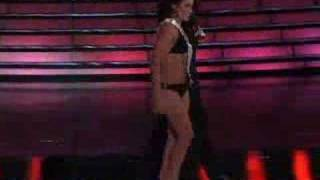 Miss Iowa USA swimsuit