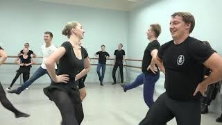 Танцуют все Венгерский танец Ансамбль Локтева Выпускники