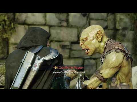LOTR Shadow of Mordor: Queen of the Shore, Power of the Wraith, The Cure