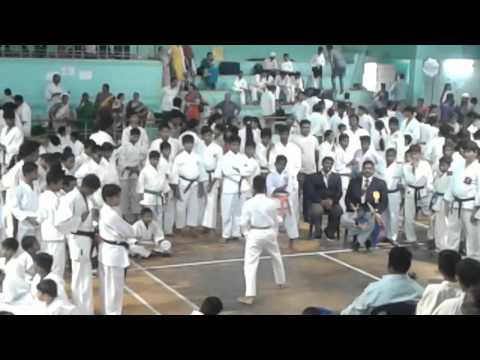 Open karate in guntur
