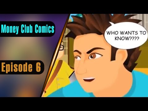 Money Club Comics Animation Part 6 - Cartoons Central