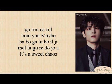 DAY6 - Sweet Chaos (Easy Lyrics)