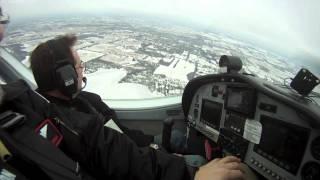 CZAW Sport Cruiser Flight