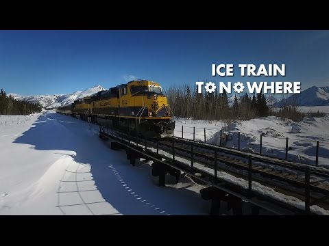 Chris Tarrant: Extreme Railway Journeys - Series 2 Episode 1 Alaska Preview
