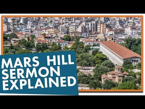 Mars Hill Sermon Explained on Mars Hill