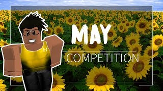 Roblox Gymnastics May Competition: 8:00am