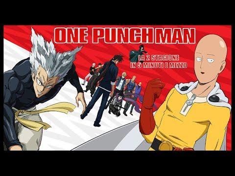 One Punch Man - La seconda stagione in 5 minuti e mezzo