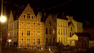 Ghent by night (Gent bij nacht)