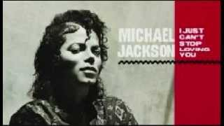 Michael Jackson - I Just Can't Stop Loving You (Anglo-French) Snippet